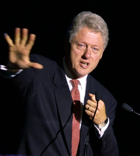 President Bill Clinton, Osama bin Laden