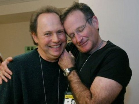 Billy Crystal to honour Robin Williams at Emmy Awards as petition to name San Franciso tunnel after beloved actor reaches 6,000 signatures