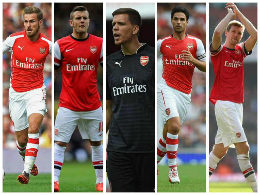 From Mikel Arteta to Per Mertesacker – The top five candidates for the Arsenal captaincy
