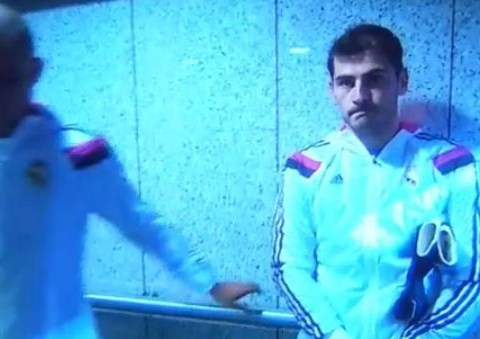 Former Liverpool star Alvaro Arbeloa dishes out hilarious snub to Real Madrid captain Iker Casillas