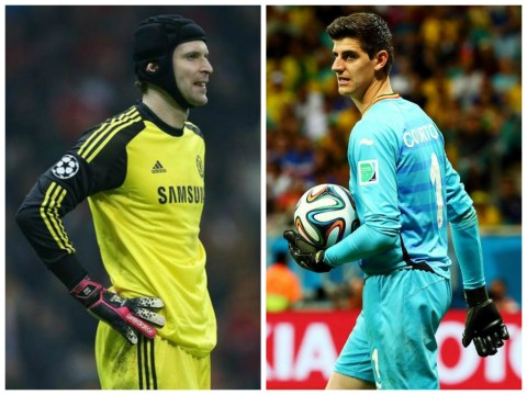 Petr Cech won't be leaving Chelsea despite Thibaut Courtois challenge, insists Jose Mourinho