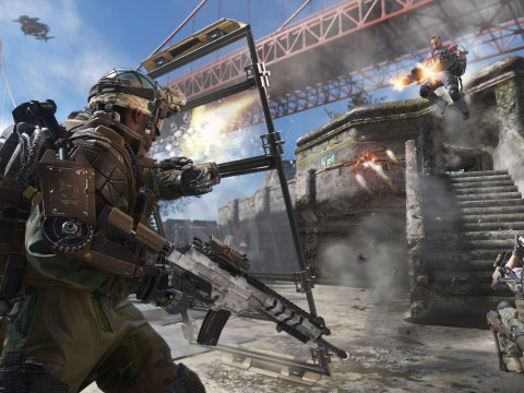 COD: Advanced Warfare hands-on preview – multiplayer trailer online now