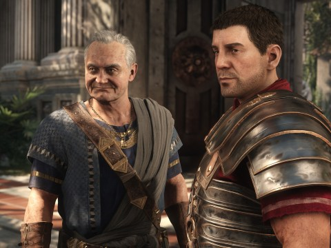 Xbox One launch game Ryse: Son Of Rome coming to PC
