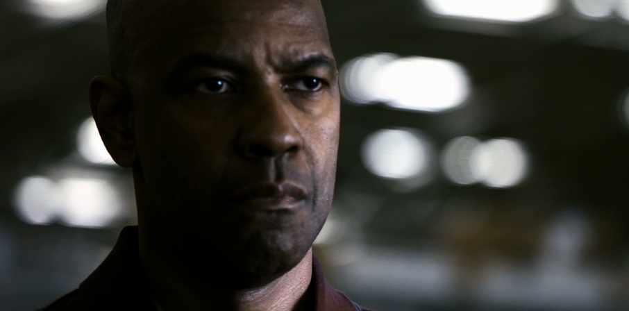Denzel Washington: My character in The Equalizer is trying to do better