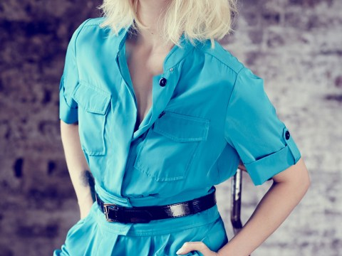 Fearne Cotton talks her autumn/winter 2014 collection for Very.co.uk and THAT wedding dress