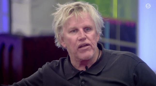 Gary Busey Celebrity Big Brother 2014