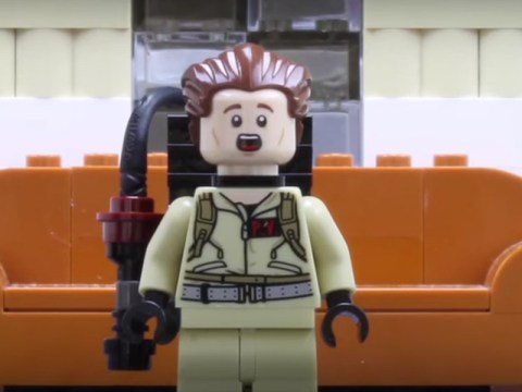 Someone has remade Ghostbusters as a Lego movie using the Lego Ghostbusters set. Are you keeping up?