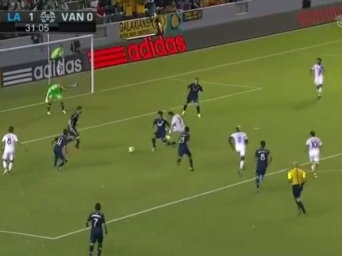 Robbie Keane somehow pulls off brilliantly bad assist for LA Galaxy team-mate