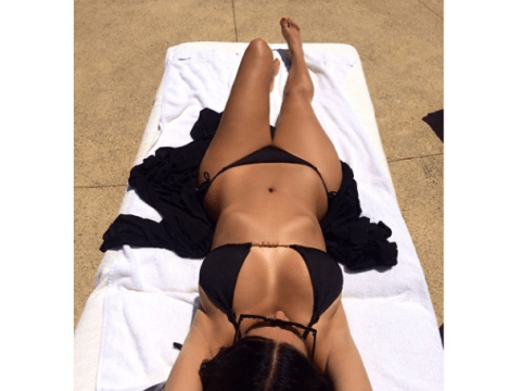 Proof that it's ridiculously easy to fake those weight loss bikini body photos that are all over Instagram