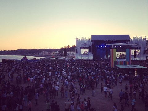 8 reasons why you need a ticket for next year's Nos Alive festival