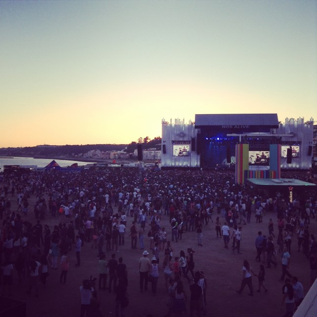 Nos Alive, Festivals, Festivals in Europe, Festivals in Portugal, Festivals in Lisbon, Sunny festivals, Festivals 2015