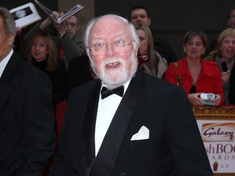 Film director and actor Richard Attenborough dies aged 90
