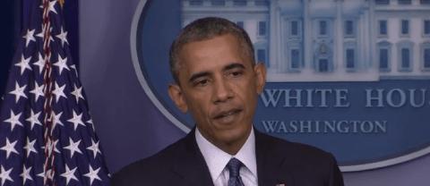President Obama admits post 9/11 'We tortured some folks'