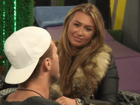Celebrity Big Brother 2014: Ricci Guarnaccio charms Lauren Goodger with a romantic trip to Paris