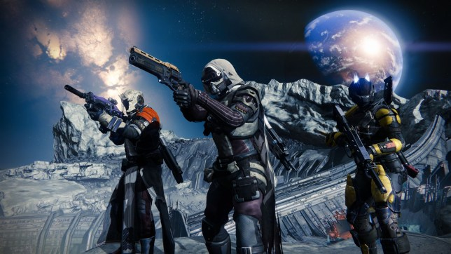 Destiny – how many hours have you put in?