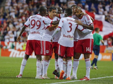 Arsenal legend Thierry Henry rolls back the years with stunning MLS goal for New York Red Bulls against Kansas City