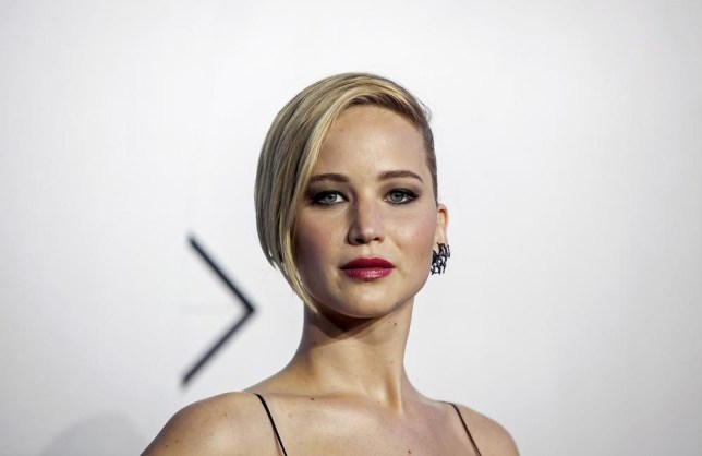 """Actress Jennifer Lawrence attends the """"X-Men: Days of Future Past"""" world movie premiere in New York in a May 10, 2014 file photo. Oscar-winning actress Jennifer Lawrence has contacted authorities to investigate who stole and posted nude images of her online, a spokeswoman said on Monday, part of a reported mass hacking of celebrities' intimate photos. REUTERS/Eric Thayer/files (UNITED STATES - Tags: ENTERTAINMENT HEADSHOT PROFILE) Eric Thayer/Reuters"""