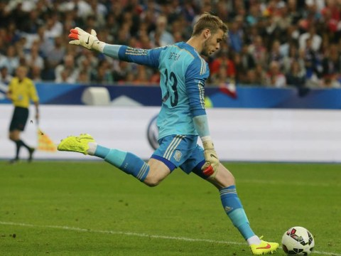 Why Manchester United's David de Gea faces a long wait to be Spain's number one