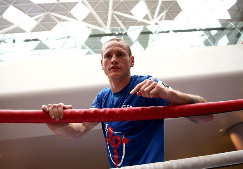 George Groves sees himself as a maverick Picture: Getty Images)