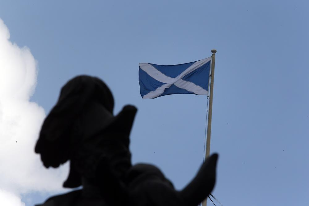 Scottish independence: How come some English people get to vote?