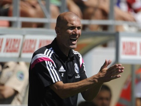 Why has Real Madrid legend Zinedine Zidane been banned from coaching for three months?