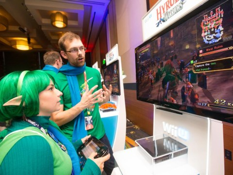 Hyrule Warriors, Mario, GTA and Destiny – what other Nintendo mash-ups should we get?