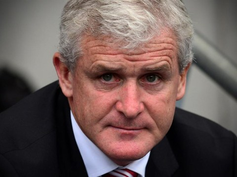 A point against QPR is step in the right direction for Mark Hughes and Stoke City