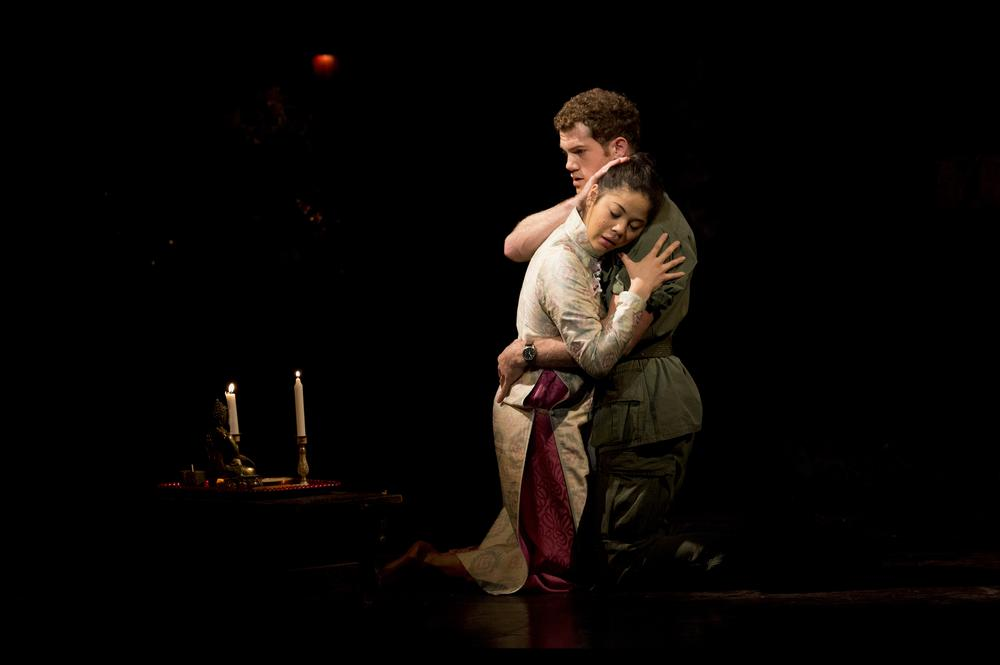 EXCLUSIVE: 'Miss Saigon could make the best film of all musicals' says Sir Cameron Mackintosh