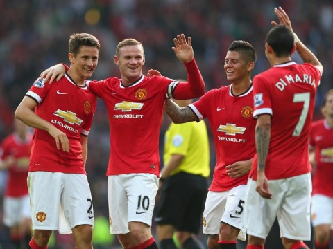 Wayne Rooney is only outfield player to be guaranteed starting place at Manchester United, says manager Louis van Gaal
