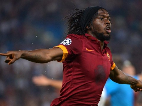 Gervinho trolled by fans after ex-Arsenal man reveals hairline in Roma win over Cagliari
