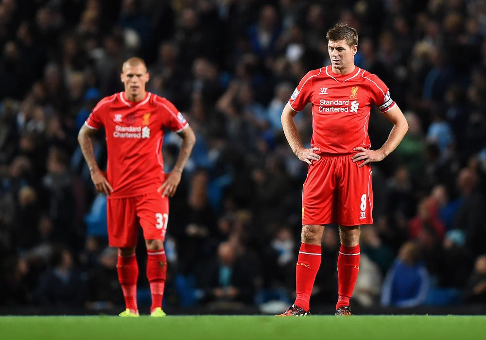 Liverpool captain Steven Gerrard has gone from Stevie G to Stevie ZZZ and the Reds are suffering as a result