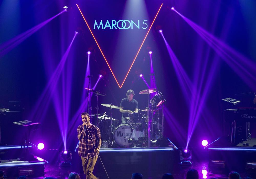 Have Maroon 5 been banned from China because of a tweet to the Dalai Lama?