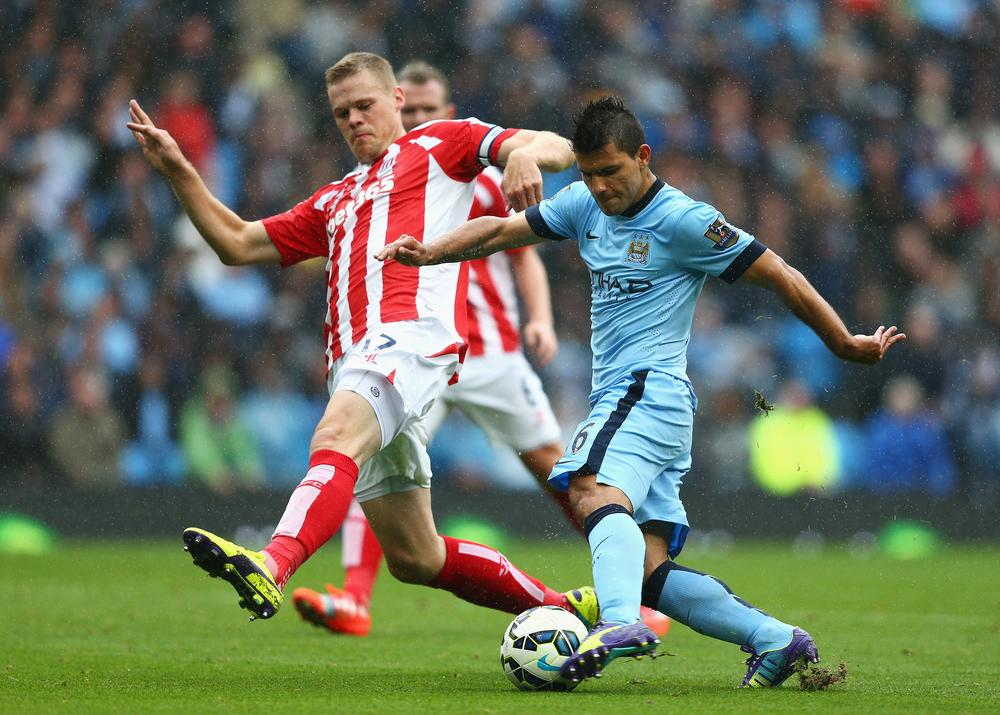 Could Stoke City's Ryan Shawcross be heading to Everton on transfer deadline day?
