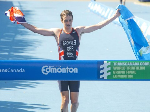 Alistair Brownlee: After a gruelling season, it's time to enjoy a bit of a rest