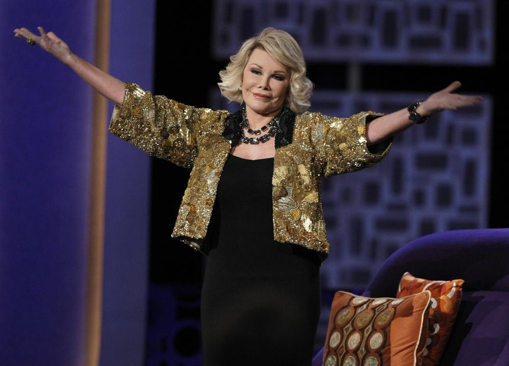 Late Joan Rivers to appear in new series of Celebrity Apprentice