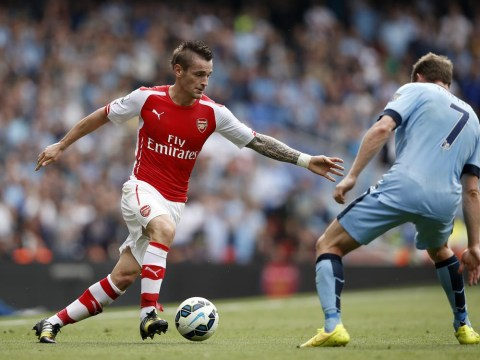 Arsenal boss Arsene Wenger unsure over Mathieu Debuchy injury, could be out for six weeks or three months