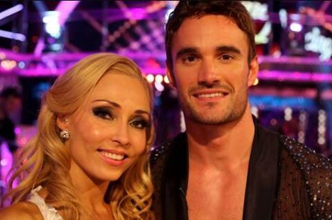 Strictly Come Dancing 2014: Romance could already be on the cards as sparks fly between Thom and Iveta