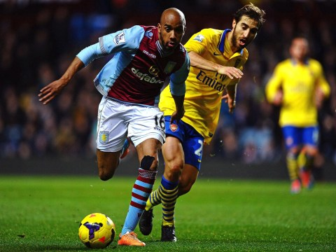 Arsenal and Everton on alert after Aston Villa transfer target Fabian Delph stalls on signing new deal