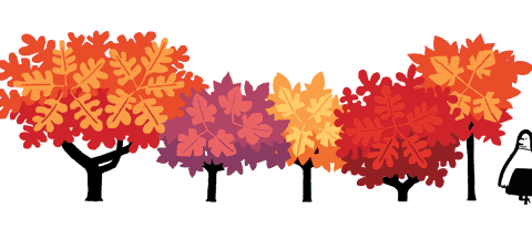 Autumn equinox: First day of autumn celebrated in Google Doodle