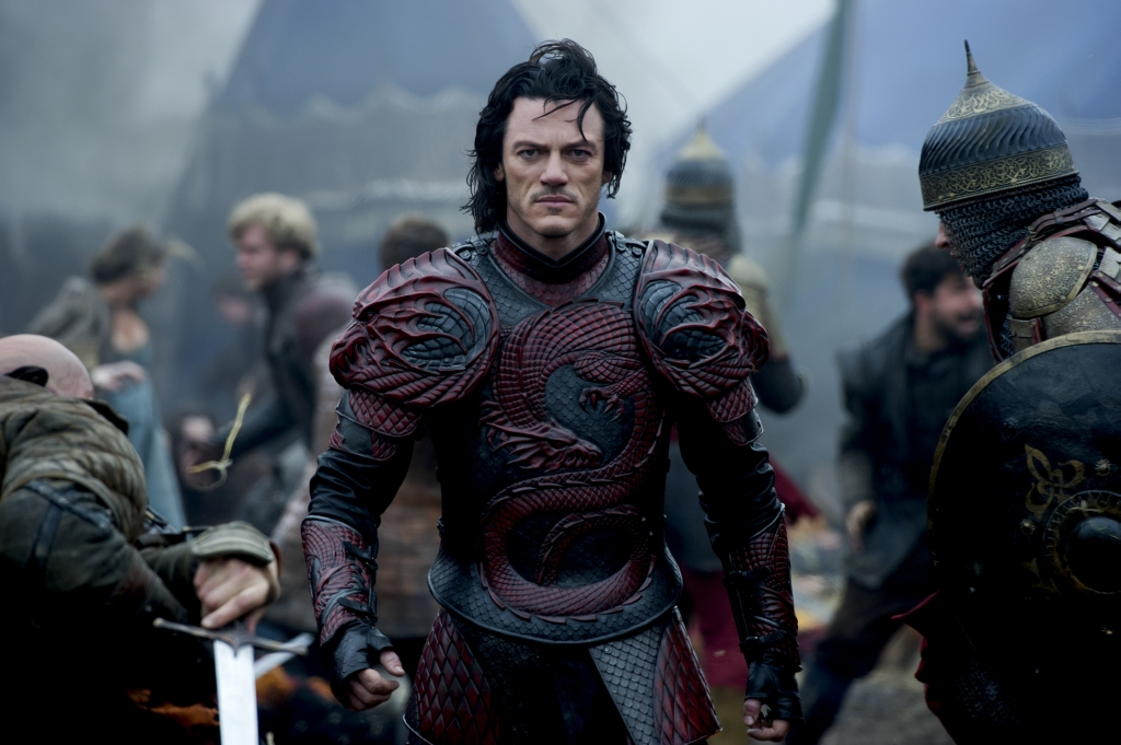 EXCLUSIVE: Let Luke Evans (successfully) convince you to check out Dracula Untold