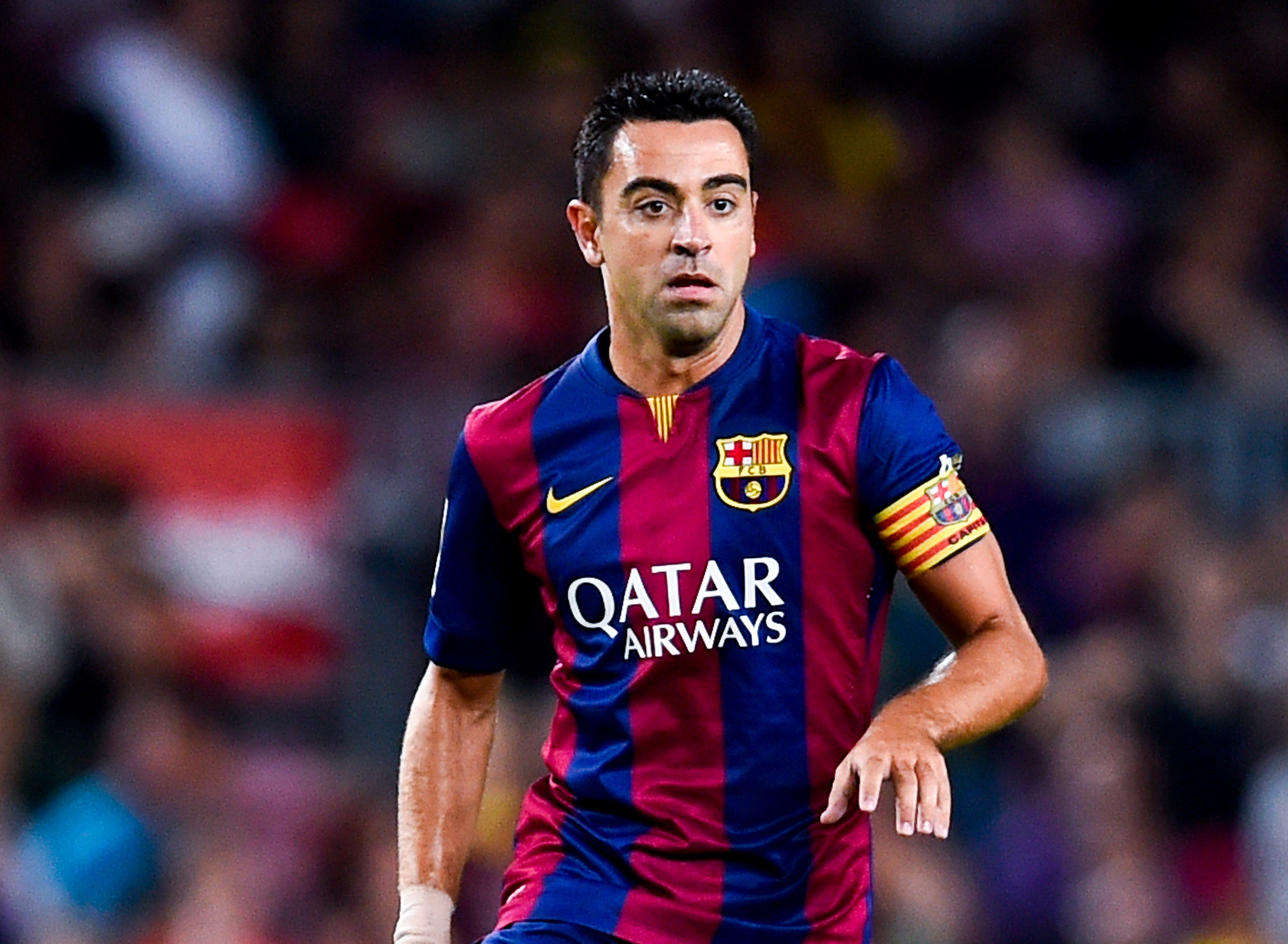 Barcelona and Spain legend Xavi emerges as shock supporter of… Sheffield United