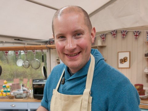 The Great British Bake Off 2014: Why Richard Burr should win
