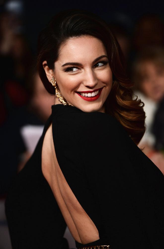 Kelly Brook: 'I'm dumb and fun… I don't know where I'd be without my boobs'