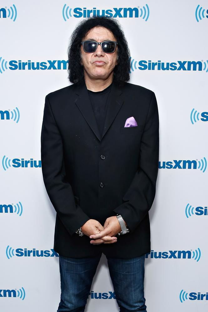 Bad news headbangers: Gene Simmons declares 'rock and roll is dead' thanks to music piracy