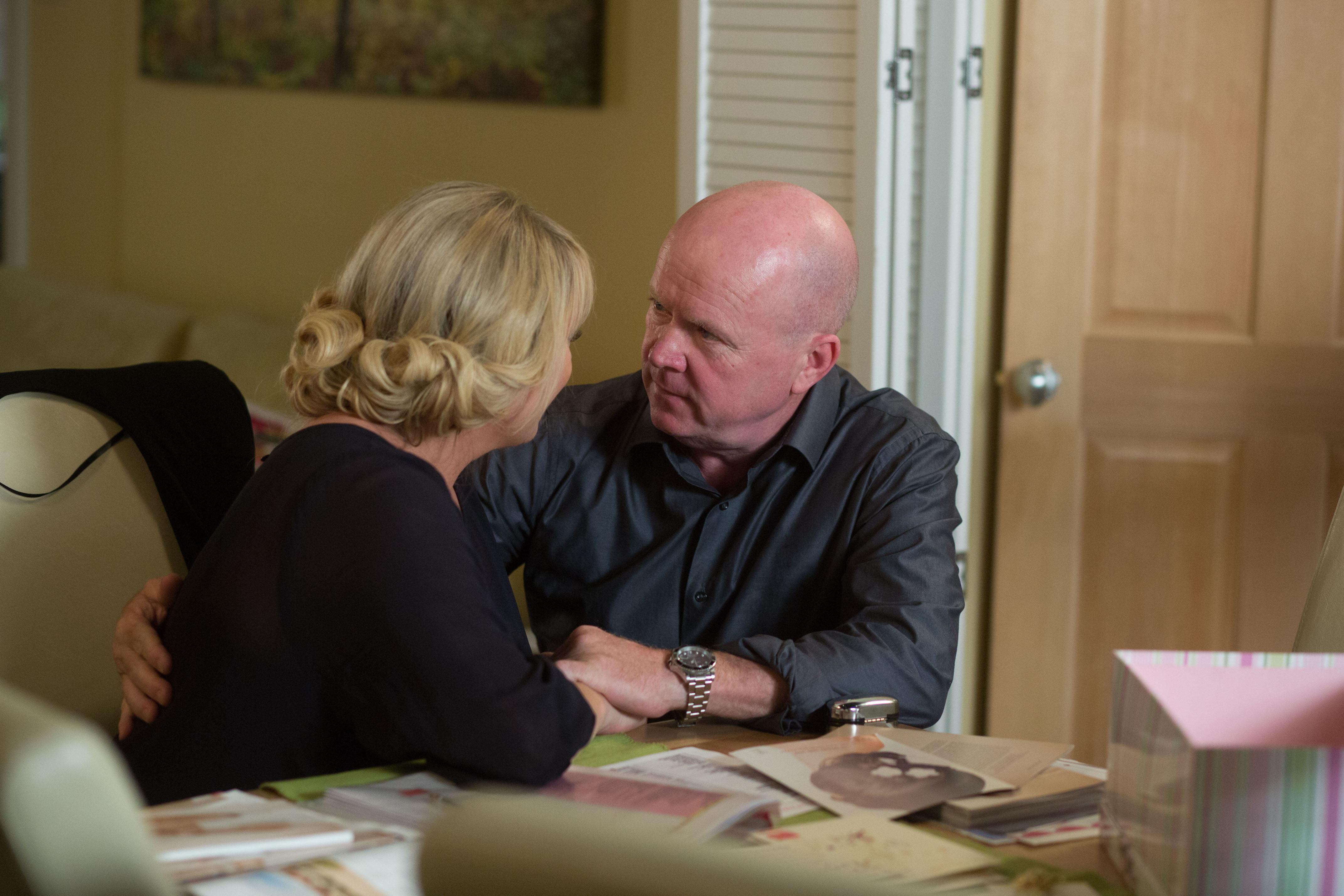 Will Phil Mitchell kill Sharon Rickman in EastEnders?
