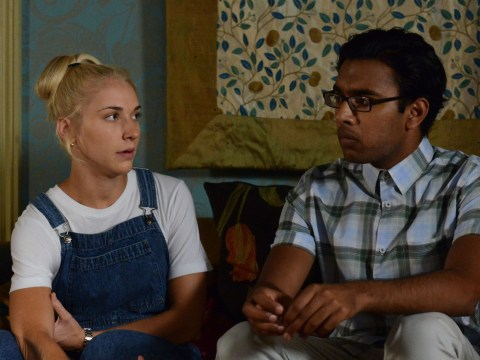 EastEnders spoilers: Will Tamwar be able to stop Nancy leaving for Italy?