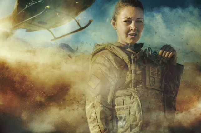 Our Girl starring Lacey Turner