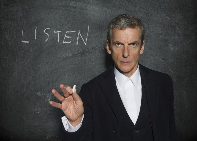 Doctor Who: Get behind the sofa, Doctor Who is about to get scary again