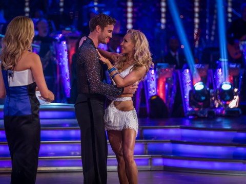 Thom Evans and Iveta Lukosiute are the latest Strictly Come Dancing couple to obsess over
