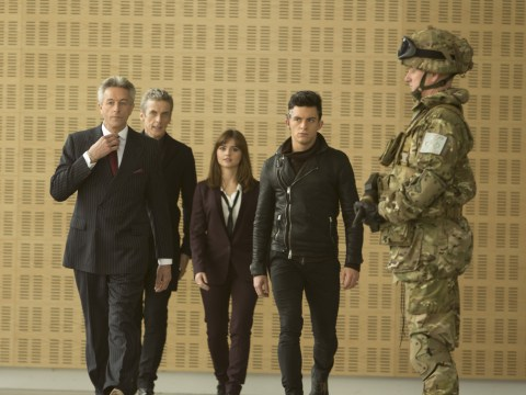 Doctor Who season 8, episode 5: Time Heist – the one where the Doctor robs a bank